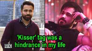 'Kisser' tag was a hindrance in my life: Emraan Hashmi [Video]