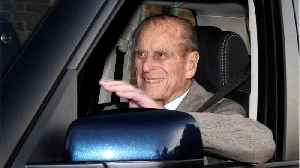 Fans Bid On eBay For Prince Philip's 'Car Crash Parts' [Video]