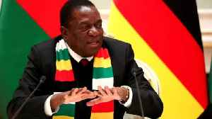 Zimbabwe President Condemns Brutal Crackdown On Protesters [Video]