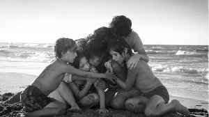 News video: Roma Gives Netflix First Best Picture Oscar Nomination