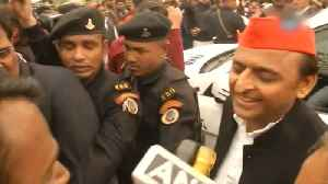 Akhilesh Yadav raises question on credibility of EVMs, cites Japan's example [Video]