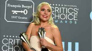 Lady Gaga's Oscar Nominations Make History [Video]
