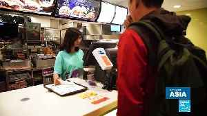 Hong Kong's McRefugees: why are low salary workers sleeping at fastfood chains? [Video]