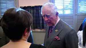 Prince Charles opens new health centre at Dumfries House [Video]