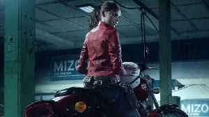 Resident Evil 2 - Claire Redfield 2nd Run Opening 10 Minutes