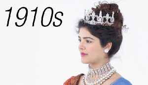 100 Years of British Royal Fashion [Video]