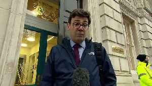 Andy Burnham urges PM to 'free up parliament' [Video]