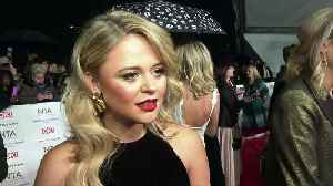 Emily Atack talks boys and One-Woman show! [Video]