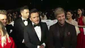 Westlife on collaborating with Ed Sheeran [Video]