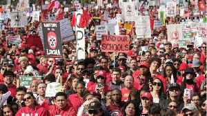 LA Teachers Union And School District Agree To New Contract [Video]