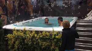 Celebrity Big Brother - Olympic Athlete Ryan Lochte Tests Comedian Tom Green's  Swimming Skills [Video]