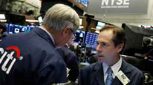 Stocks Drop On Wall Street After IMF Lowers Economic Outlook Report [Video]