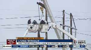 Power outage in Overton, Mesquite & surrounding areas affecting businesses [Video]