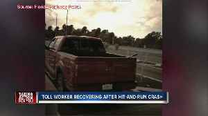 Troopers locate and cite driver who drove off after hitting 80-year-old Sunshine Skyway toll worker [Video]