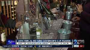 28th Annual Maryland Wine Governors Cup Awards [Video]