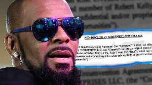 The R. Kelly Non-Disclosure Agreement: See the Doc He Allegedly Made the Women Sign [Video]
