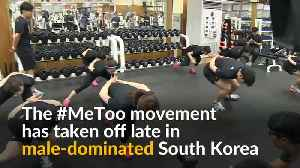 South Korea sport hit by #MeToo movement [Video]