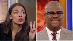 Charles Payne Fires Back After Ocasio-Cortez Criticizes Capitalism [Video]