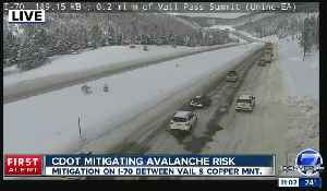 Winter storm updates: Closures, photos and traffic as snowstorm hits Colorado [Video]