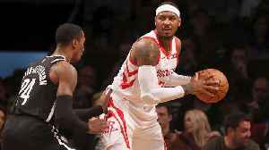Rockets Trade Carmelo Anthony to Bulls, Expected to be Released