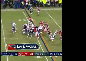 Every play that Tony Romo accurately predicted in New England Patriots vs. Kansas City Chiefs AFC Championship Game [Video]