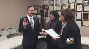 Rabbi Ready For A New Role In Springfield [Video]