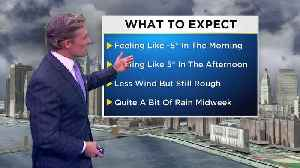 CBS2 Weather Update: January 21 at 8PM [Video]