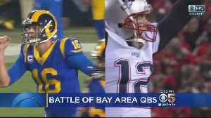 Novato Natives Weigh In On Their Local Star's 1st Super Bowl Appearance [Video]