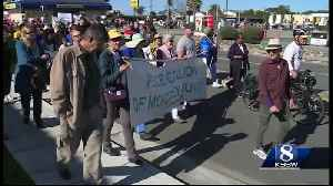 Seaside marks MLK day; Hundreds march in remembrance [Video]