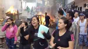 Protests Erupt in Venezuela After Failed Military Revolt [Video]