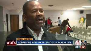 Forte gives Jackson County Jail update at SCLC forum [Video]