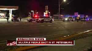 Two dead, one injured in shooting at St. Pete gas station [Video]