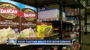 Tampa Bay food pantries prepare for increased demand amid government shutdown [Video]