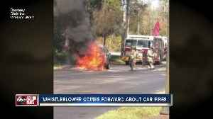 """Former Kia worker blows whistle on car fires and repairs: """"People's lives are at risk"""" [Video]"""