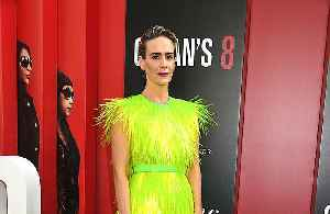 Sarah Paulson: Shooting Glass was surreal [Video]