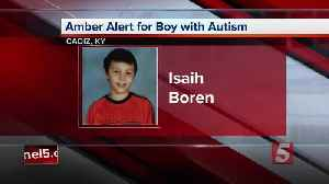 Amber Alert issued for Trigg Co. boy with autism [Video]