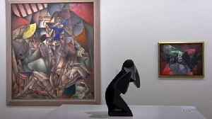 Pompidou Centre hosts France's first Cubism exhibition for 65 years [Video]