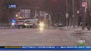 Officials: Icy Road Causes Fatal Crash In Hazelwood [Video]