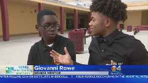 Mentoring Matters: High School Students Mentor Younger Students [Video]