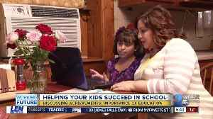 Study examines parental involvement and student success [Video]