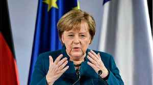 Angela Merkel wants Britain And EU To Be On Good Terms [Video]
