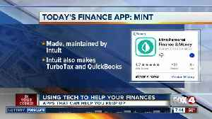 Fox 4 finance: using financial apps to your benefit [Video]