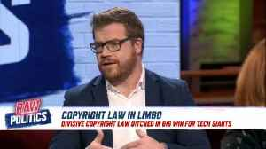 Big tech companies stand to win on Article 13 copyright issue [Video]