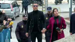 News video: Ronaldo fined for tax evasion, avoids jail