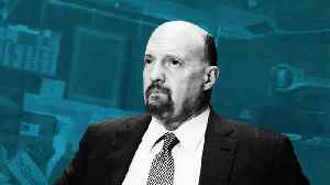 Jim Cramer on Davos, Johnson & Johnson and eBay [Video]