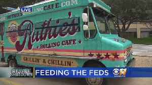 Food Truck Easing The Pain For Local Federal Workers [Video]