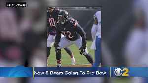 Leno, Whitehair Added To Pro Bowl Roster; Bears Now Have 8 Pro Bowlers [Video]