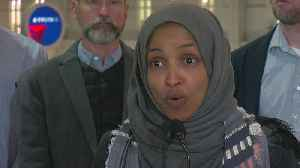 Rep. Ilhan Omar Puts Spotlight On MSP Security Workers [Video]