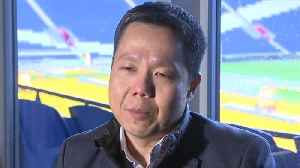Cardiff CEO Choo speaks about missing Sala [Video]
