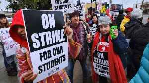 Amid Strike Teachers Union Cuts Deal With LAUSD [Video]